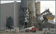 Concrete batch plants at CMW Equipment